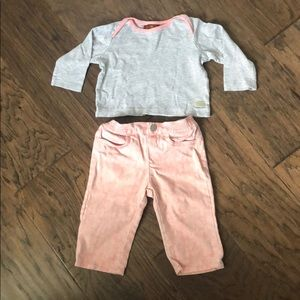 Baby girl outfit - 7 for all mankind